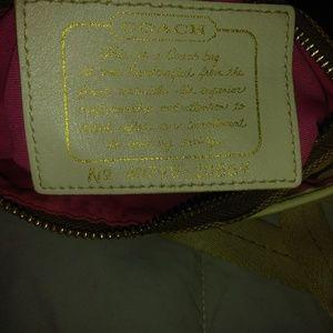Coach brand purse